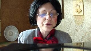 Christa Katzbuckler zu Besuch beim Santo Padre