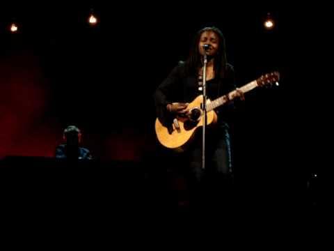 Tracy Chapman - America - live in Lörrach 09