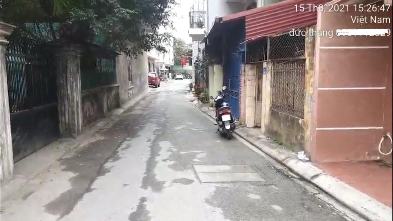 Nhà ngõ 109 Nguyễn Bỉnh Khiêm cho nhà đầu tư video