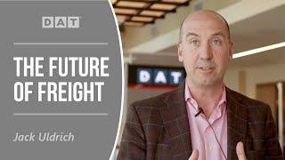 The Technological Transformation of Trucking/Futurist Jack Uldrich