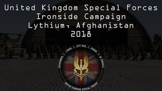 UKSF | Campaign Ironside | Pressing the Eastern Front