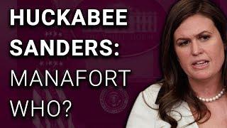 Sarah Huckabee Sanders Implodes, Tells 65 Lies in 20 Minutes