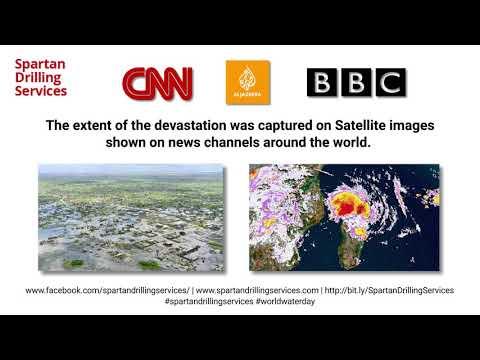 Spartan Drilling Services -  Case Study Mozambique