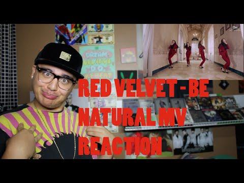 Red Velvet - Be Natural (feat. SR14B TAEYONG) MV Reaction   JREKML