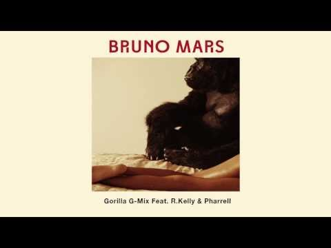 Baixar Bruno Mars feat. R. Kelly & Pharrell - Gorilla G-Mix [Audio]