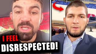 Mike Perry criticizes Hispanic Community, Khabib in Barcelona, RDA on fighting McGregor & Nate Diaz