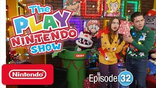 The Play Nintendo Show – Episode 32: Holiday Wish List