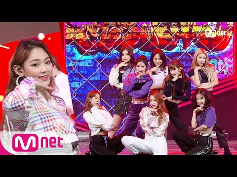 [gugudan - Not That Type] KPOP TV Show | M COUNTDOWN 181115 EP.596