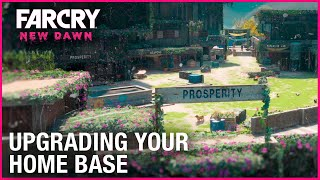 Far Cry New Dawn: How To Upgrade Your Home Base | Ubisoft [NA]