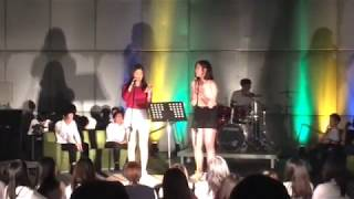 ITZY LIA Predebut Singing
