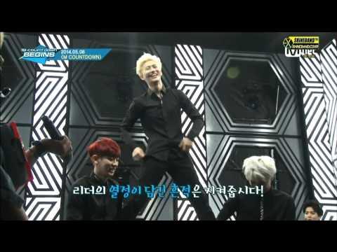 140515 EXO K 컴백 비하인드   M! countdown