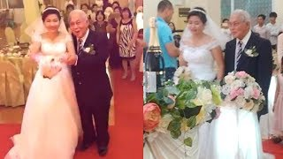Đám cưới của cặp đôi Ông Cháu ở Hải Phòng gây sốt cộng đồng mạng