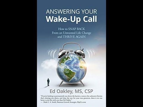 New Bestseller: Answering Your Wake Up Call by Ed Oakley