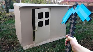 REALISTIC MINECRAFT IN REAL LIFE! - TOP & BEST Minecraft In Real Life / IRL Minecraft Animations