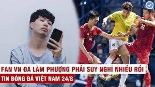 VN Sports 24/8 | Công Phượng lên tiếng nhắc nhở fan Việt Nam, tuyển thủ Thái Lan: VN sẽ phải ôm hận