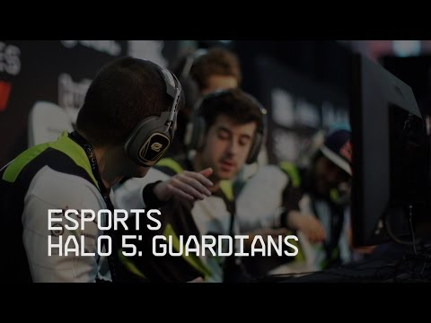 Halo 5: Guardians - eSports | 343 Interview by ASTRO Gaming