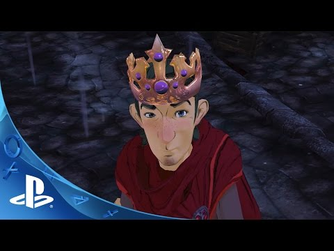 King's Quest - Chapter 2: Rubble Without A Cause  Video Screenshot 2