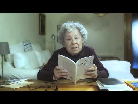 """Conversa amb Josefa Contijoch. 16. Poema """"Quèiem de genolls"""""""