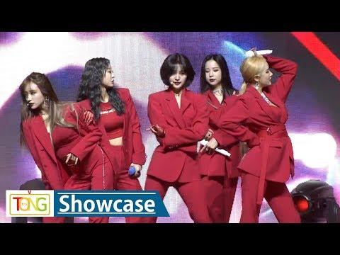 EXID 'I LOVE YOU'(알러뷰) Showcase Stage (LE, JEONGHWA, HANI, SOLJI, HYELIN, 이엑스아이디)