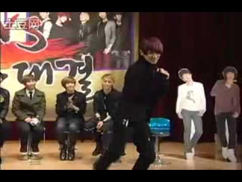 [Full ver] *Behind the Scene* Key dancing to girls group songs @ Idol Maknae Rebellion