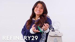 What's In Nessa Barrett's Bag   Spill It   Refinery29