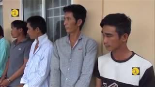 Kiên Giang, bắt băng nhóm chuyên trộm cắp ngư cụ
