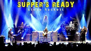 Supper's Ready - Steve Hackett Genesis Revisited