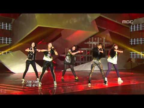 F(X) - NU ABO, 에프엑스 - 누 예삐오, Music Core 20100515