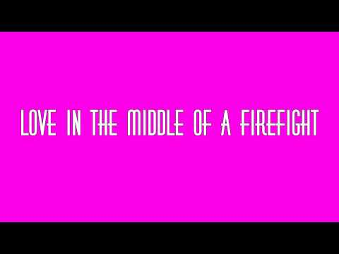 Dillon Francis - Love in the Middle of a Firefight (Feat. Brendon Urie) (Lyrics)