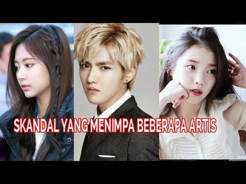 Beberapa Skandal Artis Kpop ! MENYEBABKAN TURUNNYA HARGA SAHAM AGENSI