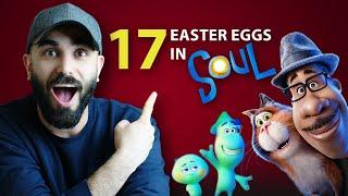 17  EASTER EGGS IN PIXAR'S SOUL / نکات مخفی انیمیشن روح