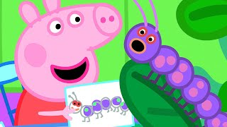 Peppa Pig Official Channel | Peppa Pig Makes Butterfly Wings and Dances Like a Caterpillar