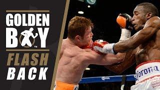 Golden Boy Flashback: Canelo Alvarez vs Erislandy Lara (FULL FIGHT)