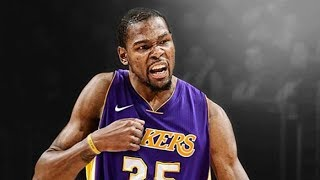 Kevin Durant Joining Lakers After Leaving Warriors?