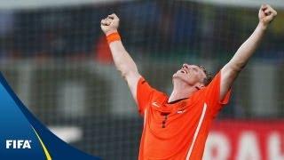Dutch shock Brazilian favourites