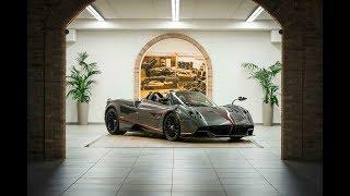 Pagani Huayra Roadster: The Making Of
