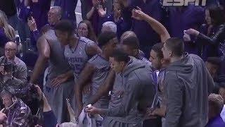 2014 K-State vs KU Basketball
