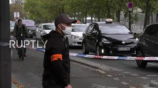 France: Police mobilised as Eiffel Tower cordoned off amid..