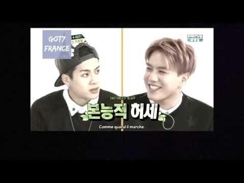 GOT7 - Weekly Idol 177   Episode du 17/12/14 (VOSTFR)