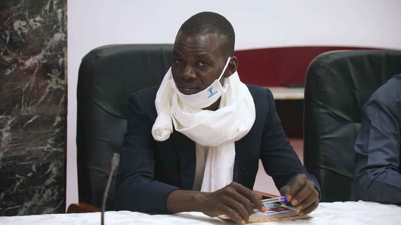 INTERVENTION DU PRESIDENT BAZOUM LORS DE LA REUNION AVEC LES SYNDICATS DU SECTEUR DE L'EDUCATION.