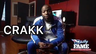 Crakk on his Past Street Life, Breaks Down his Federal Indictment + Addresses Beef w/ AR-AB
