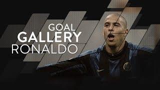 RONALDO | All of his 59 Inter goals 🇧🇷🖤💙