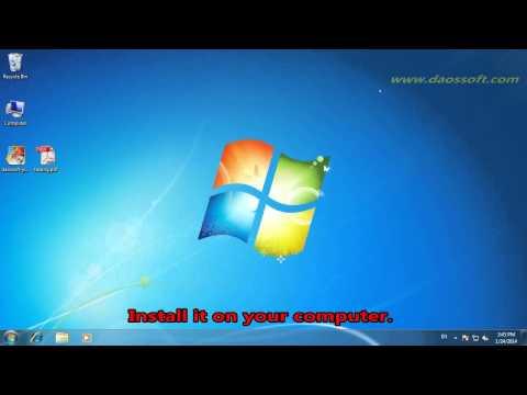 daossoft windows password rescuer personal crack