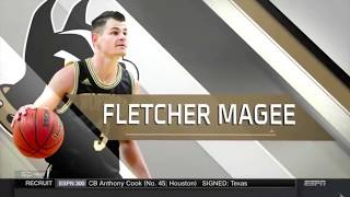 Fletcher Magee Wofford Junior Highlights! One of the top scorers in the nation!