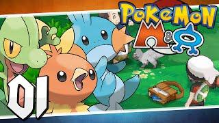 Pokémon Omega Ruby and Alpha Sapphire - Episode 1 | Return to Hoenn!