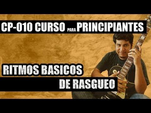 CP 010 RITMOS BASICOS DE RASGUEO