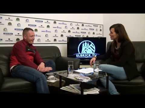 Talk mit Lukasz Sosnowski (Trainer SV Rot Weiss Wilhelmsburg)   ELBKICK.TV