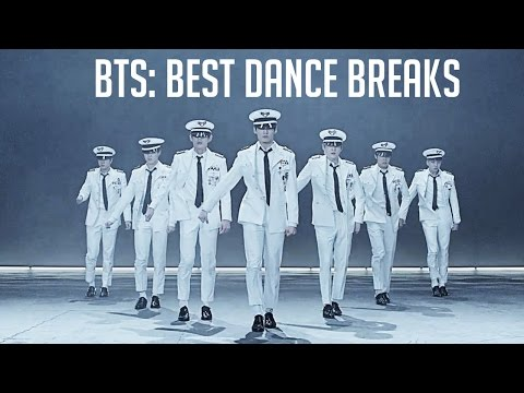 BTS: Best Dance Breaks