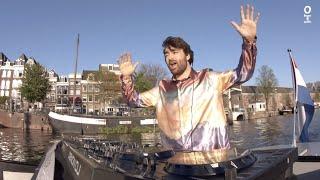 Oliver Heldens Live on a Boat from sunny Amsterdam #RoomServiceFest DJ Set