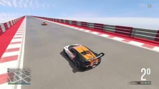 GTA V Online speed long test Nero vs Osiris, T20,  X80 e Tyrus (ft.gusilva)